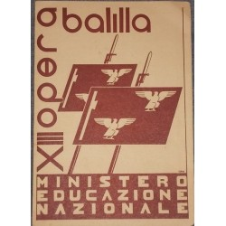 1933-1934, anno XII Era Fascista