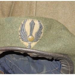 BOTTIGLIA IN VETRO CROCE WW1, BREFFIT & Co Ld, WHITEHEAD & CO, MANCHESTER, CASTLEFORD